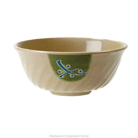 G.E.T. Enterprises M-607-TD Japanese Series Traditional Line Melamine