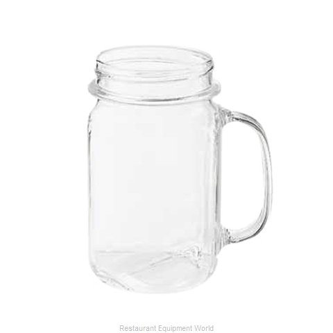 GET Enterprises MAS-3-CL Glassware Plastic