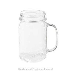 GET Enterprises MAS-3-CL Glassware, Plastic