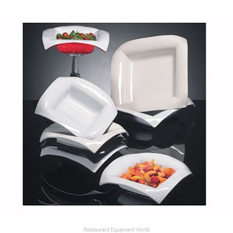 GET Enterprises ML-101-RSP/W Bowl Serving Plastic