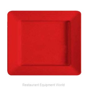 G.E.T. Enterprises ML-11-RSP Red Sensation Line Melamine Dinnerware