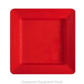GET Enterprises ML-12-RSP Plate, Plastic