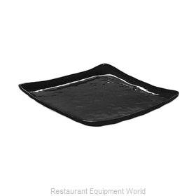 GET Enterprises ML-143-BK Plate, Plastic