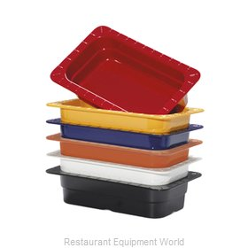 GET Enterprises ML-17-BUI Food Pan Plastic