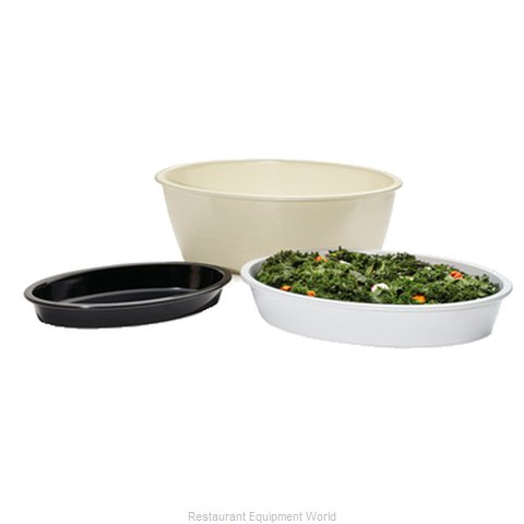 GET Enterprises ML-184-BK Casserole Dish