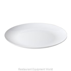 GET Enterprises ML-243-W Plate, Plastic