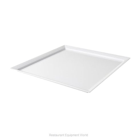GET Enterprises ML-244-W Platter Plastic
