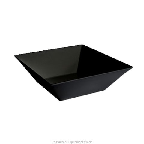 GET Enterprises ML-250-BK Bowl Serving Plastic