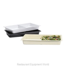 GET Enterprises ML-26-W Food Pan, Plastic