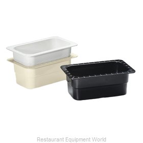 GET Enterprises ML-28-BK Food Pan, Plastic
