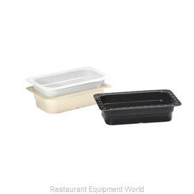 GET Enterprises ML-29-BK Food Pan, Plastic
