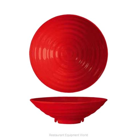 G.E.T. Enterprises ML-79-RSP Red Sensation Line Melamine Dinnerware