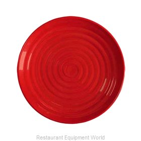 G.E.T. Enterprises ML-83-RSP Red Sensation Line Melamine Dinnerware