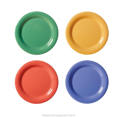 GET Enterprises NP-9-MIX Plate Plastic