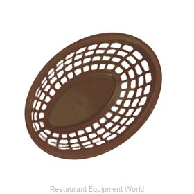 GET Enterprises OB-734-BR Basket, Fast Food