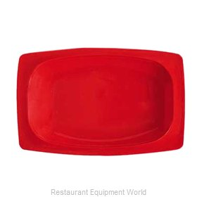 G.E.T. Enterprises OP-118-RSP Red Sensation Line Melamine Dinnerware