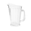 GET Enterprises P-1064-1-CL Pitcher, Plastic