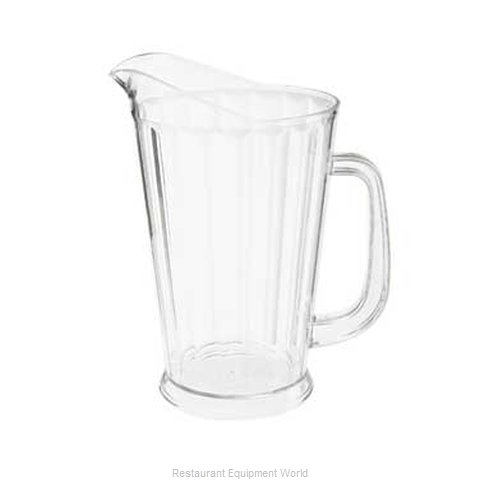 GET Enterprises P-1064-CL Pitcher Plastic