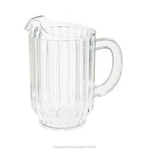 GET Enterprises P-2064-CL Pitcher Plastic