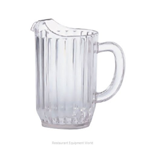 GET Enterprises P-3032-CL Pitcher Plastic