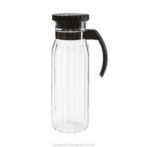 GET Enterprises P-4050-PC-CL Pitcher, Plastic