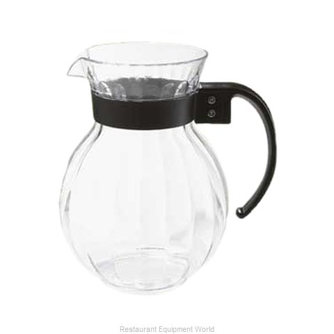 GET Enterprises P-4072-PC-CL Pitcher Plastic