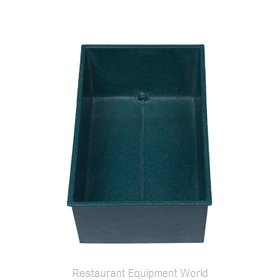 GET Enterprises PZ005BB Hot / Cold Food Well, Drop-In