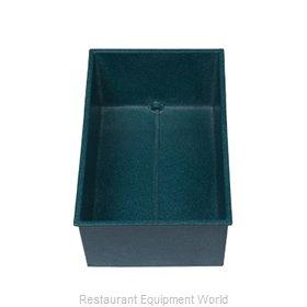 GET Enterprises PZ005FR Hot / Cold Food Well, Drop-In