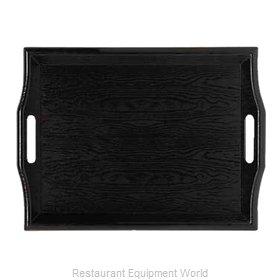 GET Enterprises RST-1815-1-BK Room Service Tray