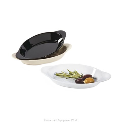 GET Enterprises SD-08-IV Relish Dish Plastic
