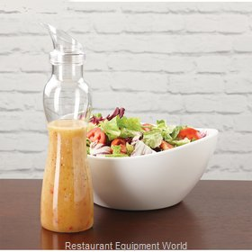 GET Enterprises SDB-32-PC-B-CL Salad Dressing Container