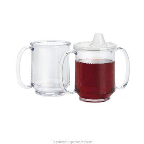 GET Enterprises SN-103-CL Mug, Plastic