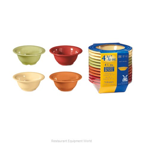 GET Enterprises SP-B-105-COMBO Bowl Soup Salad Pasta Cereal Plastic