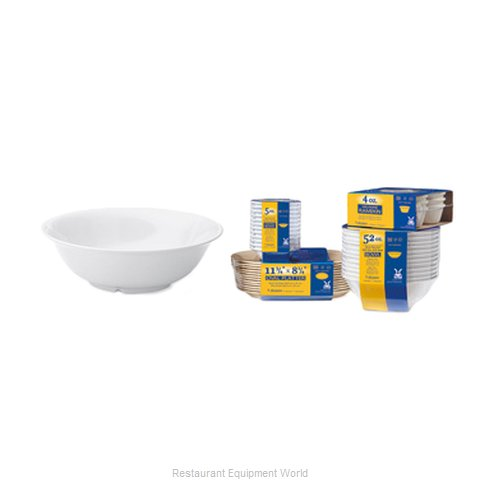 GET Enterprises SP-M-811-W Serving Bowl, Plastic
