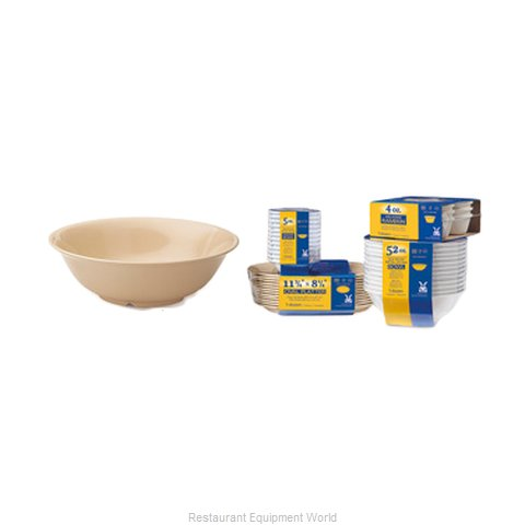 GET Enterprises SP-M-812-T Bowl Serving Plastic