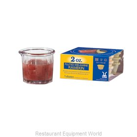 GET Enterprises SP-SP-2000-CL Creamer, Plastic
