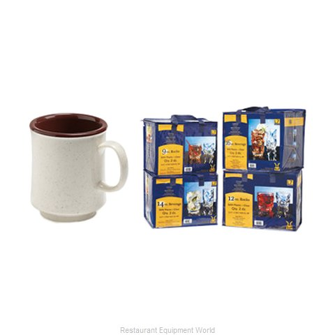 GET Enterprises SP-TM-1308-U Mug Plastic