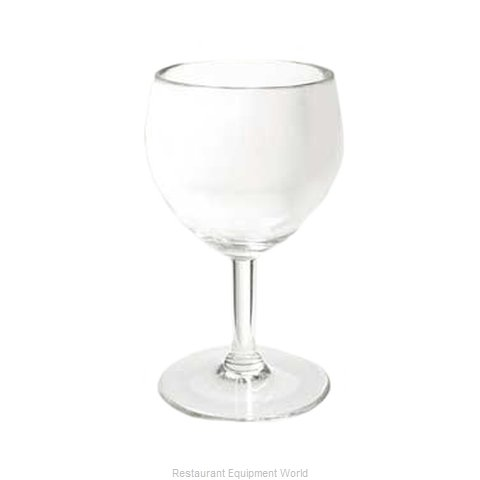 GET Enterprises SW-1406-1-SAN-CL Glassware, Plastic