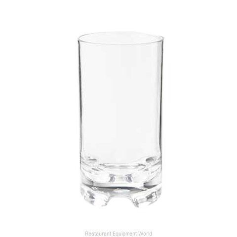 GET Enterprises SW-1426-1-SAN-CL Glassware Plastic
