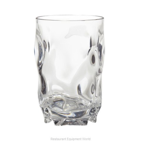 GET Enterprises SW-1441-1-CL Glassware, Plastic