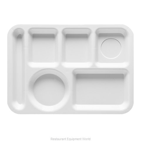 GET Enterprises TL-152-FG Tray, Compartment, Plastic