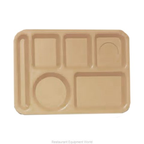 GET Enterprises TL-153-T Tray, Compartment, Plastic