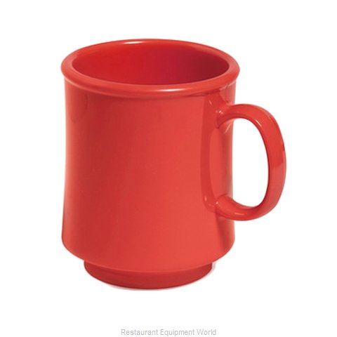 GET Enterprises TM-1308-CR Mug, Plastic