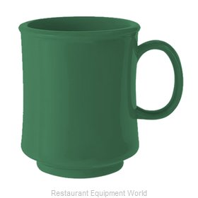 GET Enterprises TM-1308-FG Mug, Plastic