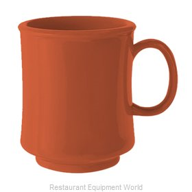 GET Enterprises TM-1308-RO Mug, Plastic