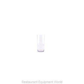 GET Enterprises V-21-CL Bud Vase, Plastic
