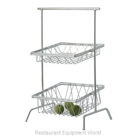 GET Enterprises WB-104C Basket, Display, Wire