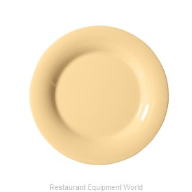 GET Enterprises WP-9-SQ Plate, Plastic