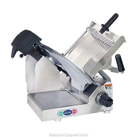 Globe 3600N Heavy Duty Durable Slicer (Magnified)