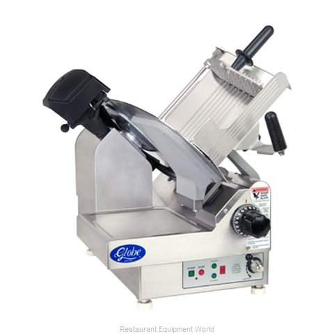Globe 3850NF Two Speed Automatic Frozen Meat Slicer
